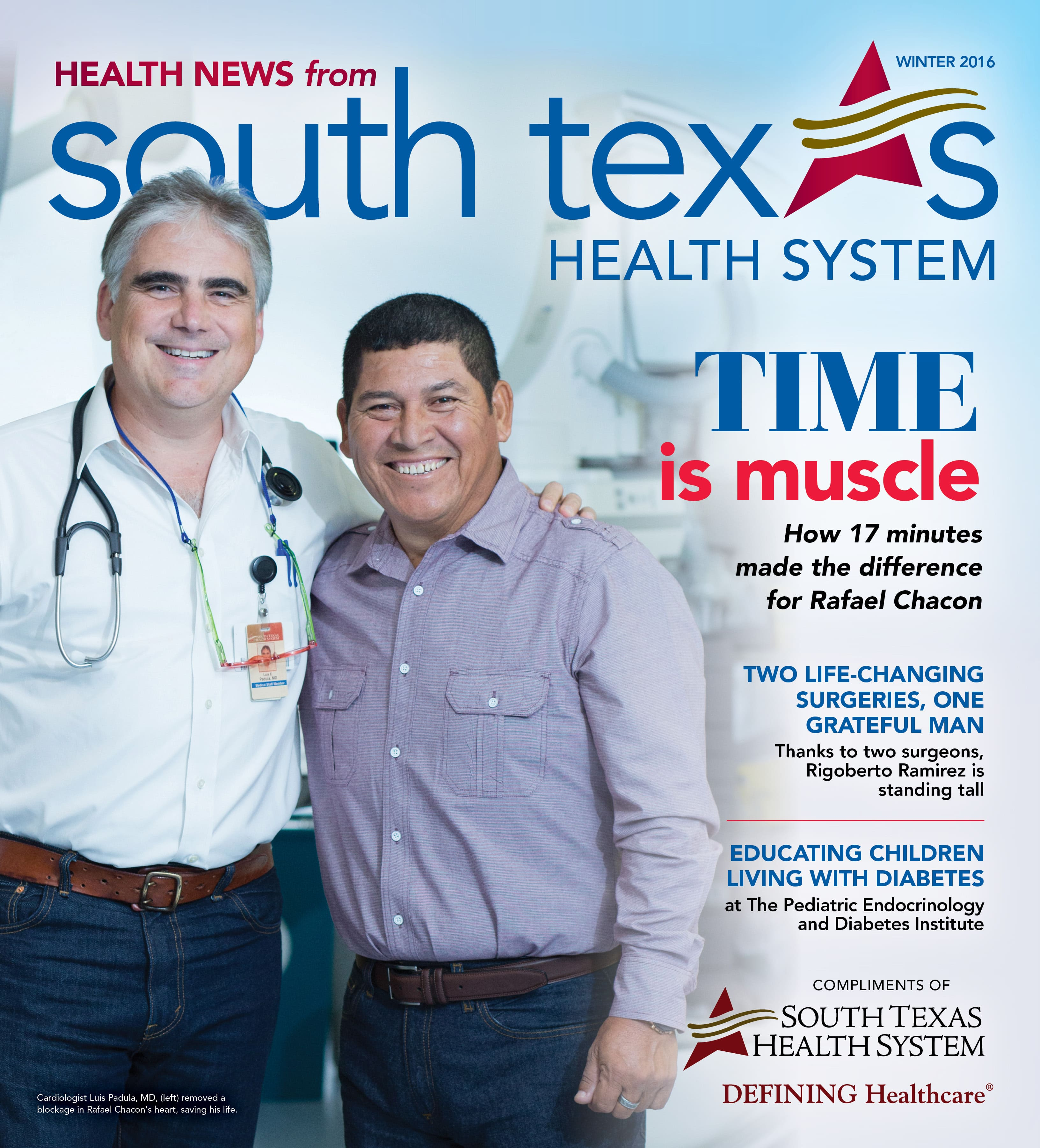 health news winter 2016 cover image