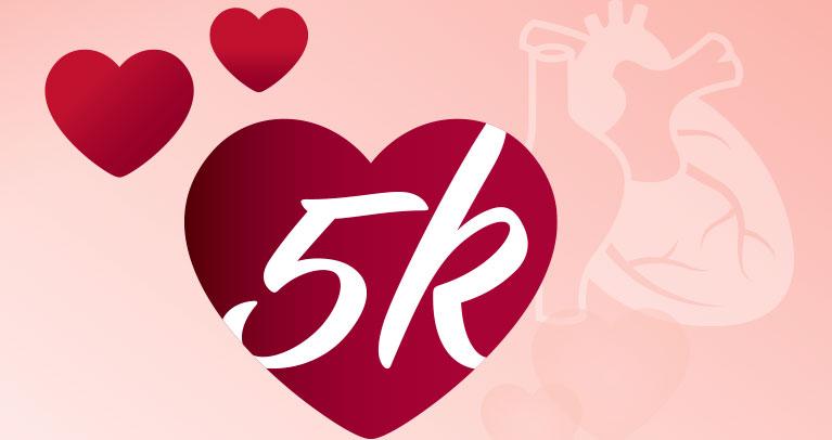 Health Heart 5K