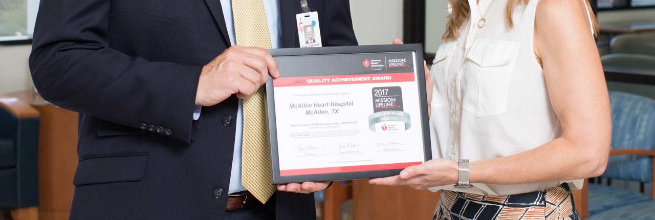 Award-Winning Heart Attack Care