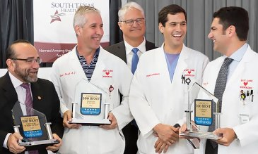 McAllen Heart Hospital Named America's 50 Best for Cardiac Surgery and America's 100 Best for Coronary Intervention and Cardiac Care