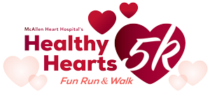 Healthy Hearts 5k Fun Run and Walk